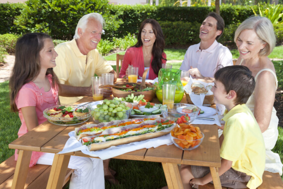 Preventing Choking Hazards for the Elderly During a Family Get-Together